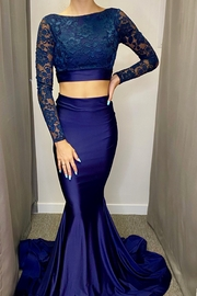 Jessica Angel Two Piece Gown 559 - Product Mini Image
