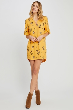 Gentle Fawn Jessica Dress Apricot - Product List Image