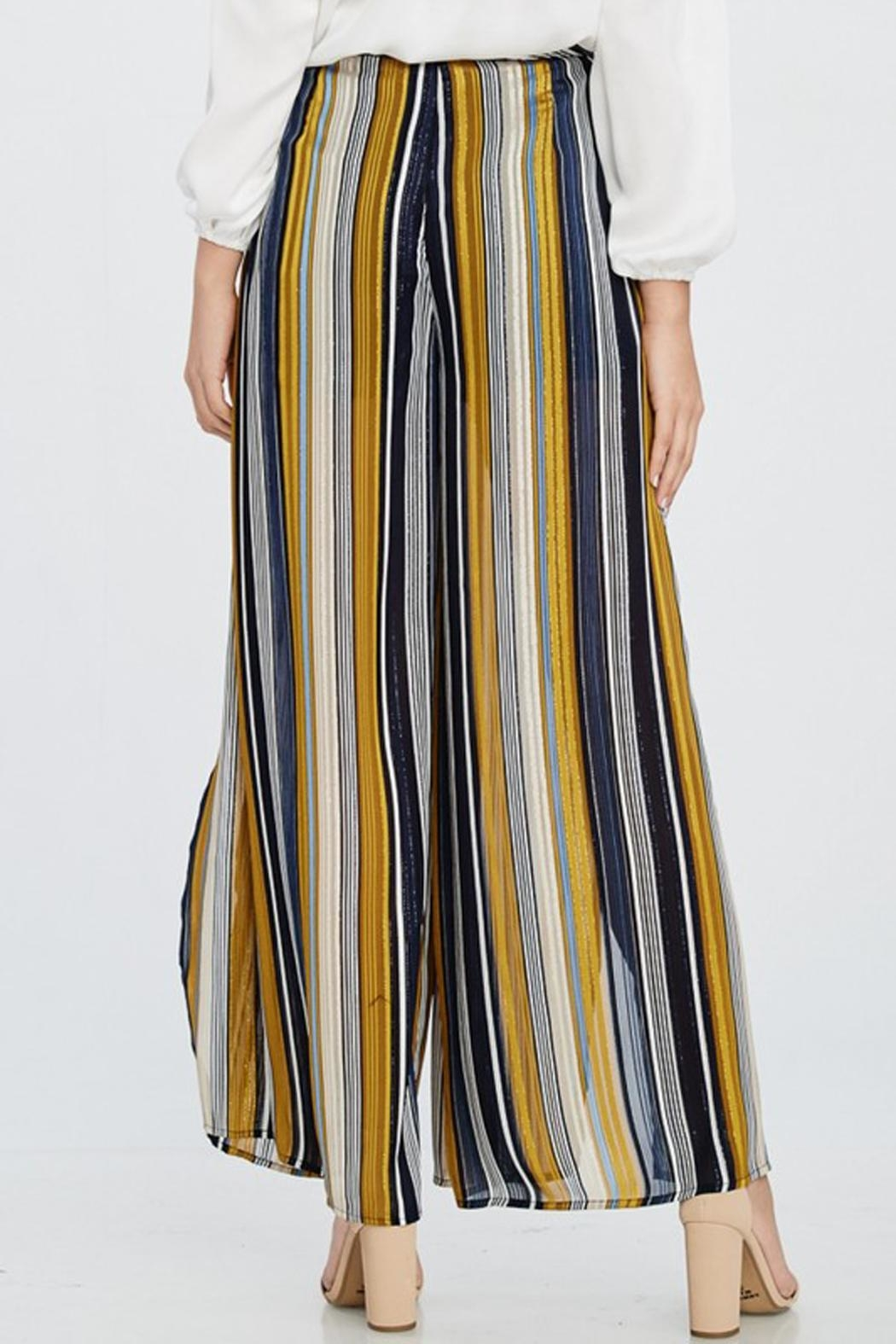Jane Jessica Slit Pant - Front Cropped Image