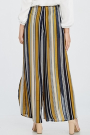 Jane Jessica Slit Pant - Front cropped