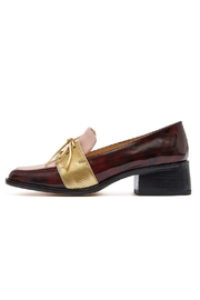Jessica Kessel Carlota Bordeaux Shoes - Product Mini Image