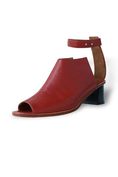 Jessica Kessel Open Toe Block Heel - Alternate List Image