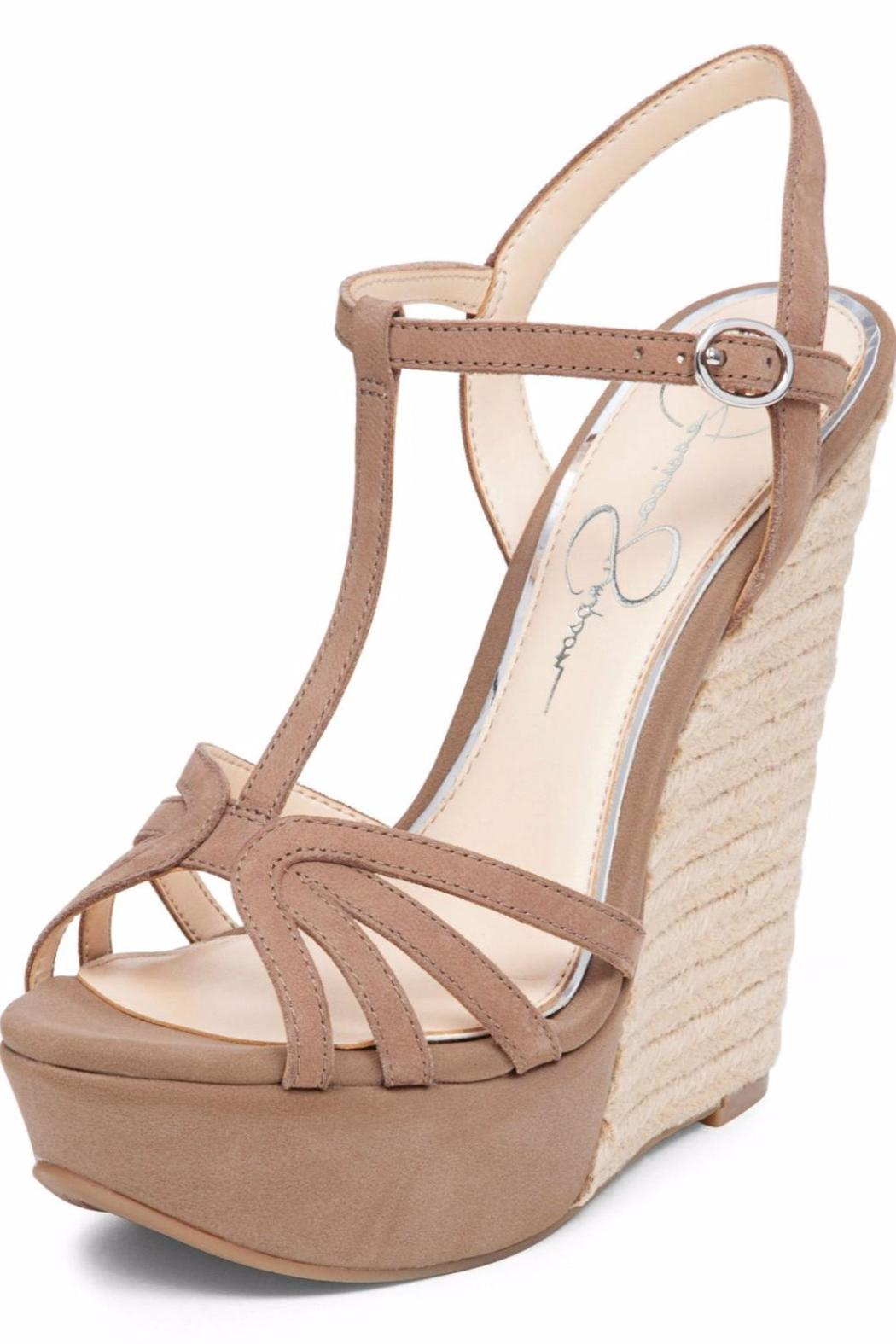Jessica Simpson Bevin Espadrille Wedge From New Jersey By