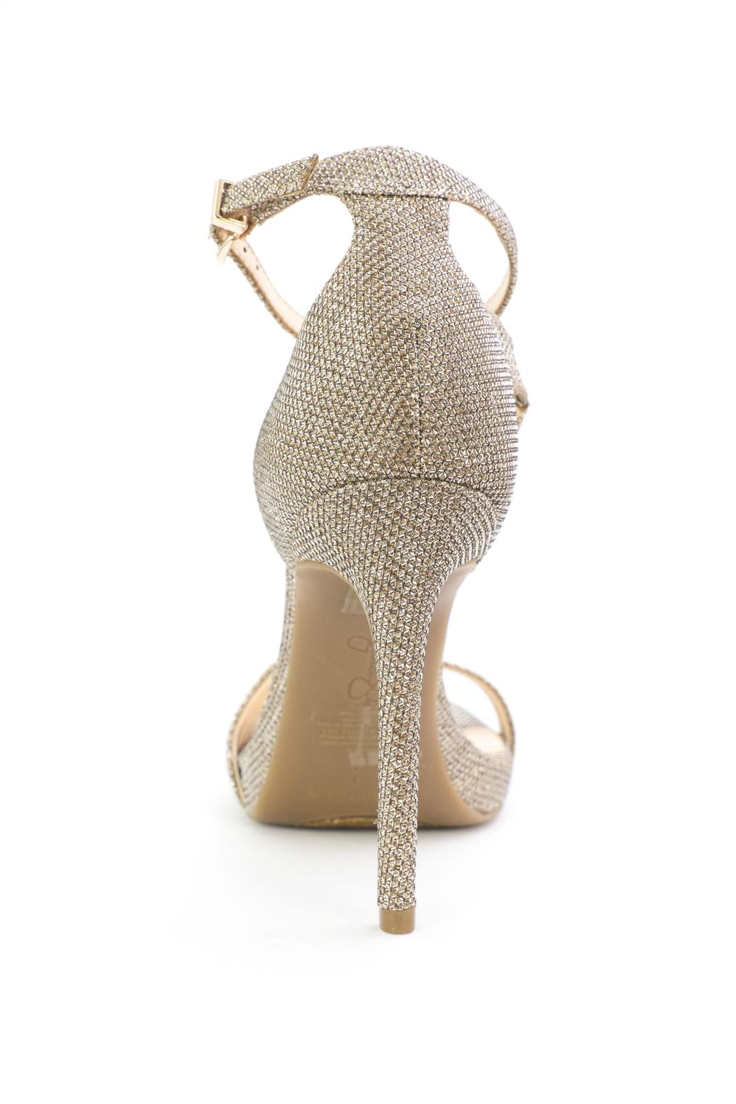 Jessica Simpson Shoes Rayli Evening Heels - Back Cropped Image