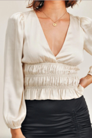 Reset By Jane  Jessie Top - Product Mini Image