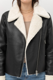 Fashion District LA Jessies Girl Jacket - Side cropped