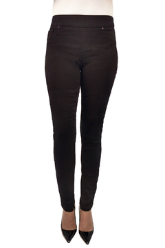 Up! Jet Black Pull-on Jean - Product List Image