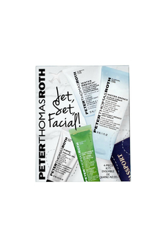 Peter Thomas Roth JET, SET, FACIAL! KIT - Alternate List Image