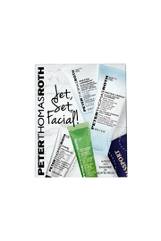 Peter Thomas Roth JET, SET, FACIAL! KIT - Product Mini Image