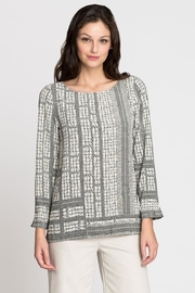 Nic + Zoe Jet Set Top - Front cropped