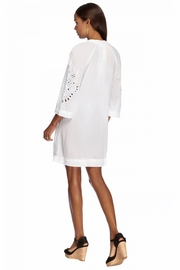 Jets by Jessika Allen J Amour White Tunic - Back cropped