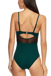 Jets by Jessika Allen Contour Crossover One-Piece - Side cropped