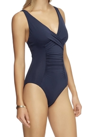 Jets by Jessika Allen E/f Underwire One-Piece - Front full body