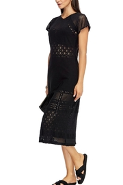 Jets by Jessika Allen J Intrigue Midi Dress - Product Mini Image