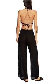 Jets by Jessika Allen J Jetset Black Pants - Back cropped
