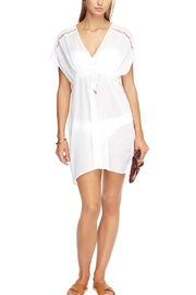 Jets by Jessika Allen J Jetset Empire White Kaftan - Product Mini Image