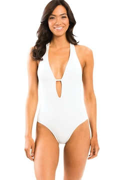Jets by Jessika Allen J Plunge One Piece - Product List Image