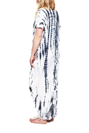 Jetset Gypsy Kaftan Sky - Side cropped