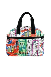 Brighton Jetsetter Duffel - Side cropped