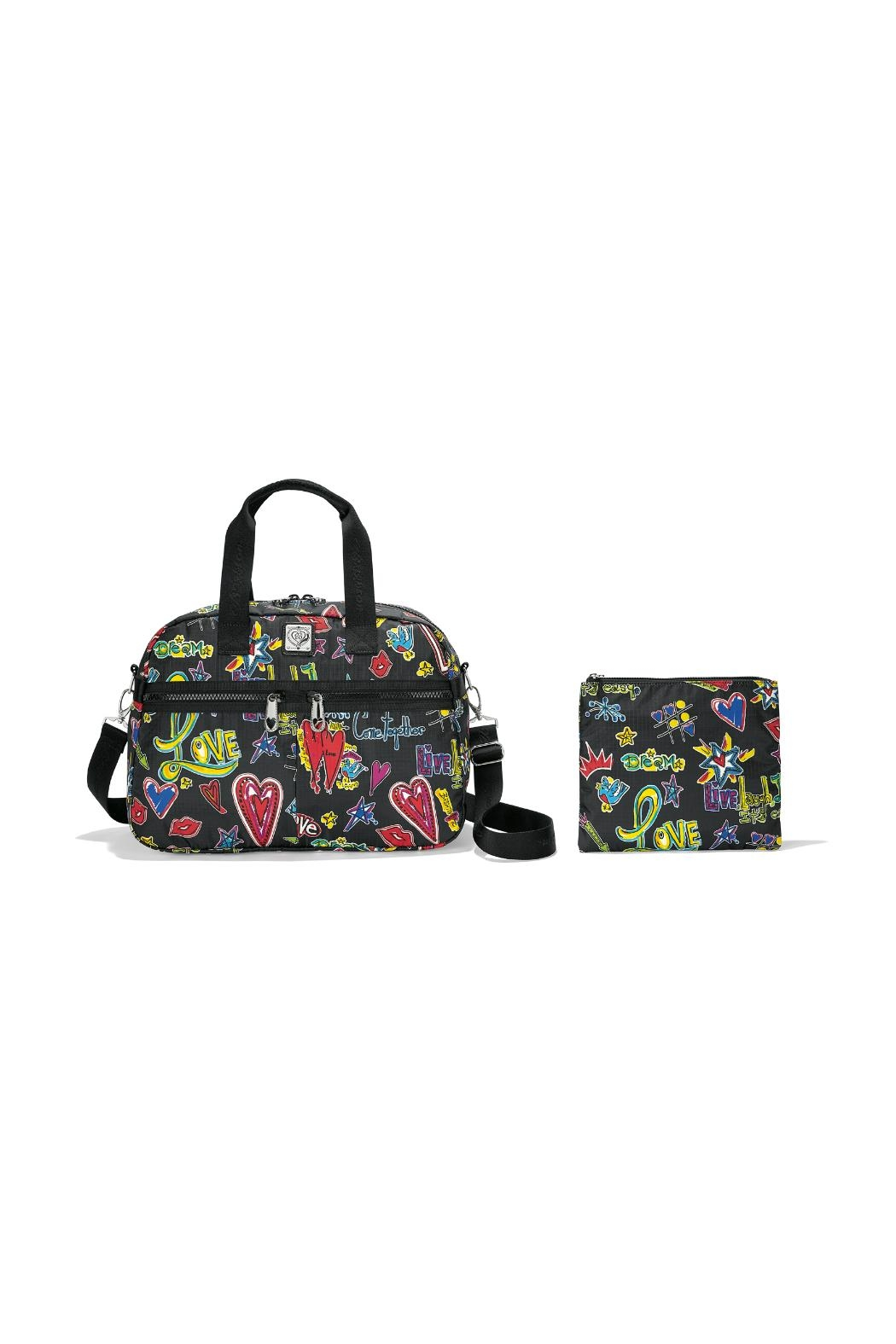 Brighton Jetsetter Duffel - Front Cropped Image