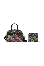 Brighton Jetsetter Duffel - Front cropped