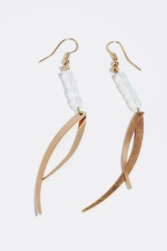 Jeune Colette Crystal Springs Earrings - Product List Image