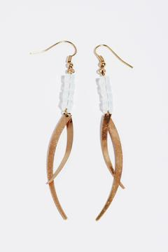 Shoptiques Product: Crystal Springs Earrings