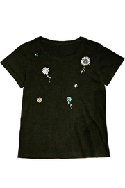 ANTONELLO SERIO Jewel Floral Tee - Front cropped