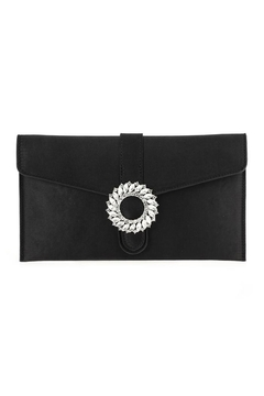 joseph d'arezzo Jewel Front Clutch - Alternate List Image