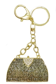 ANTONELLO SERIO Jewel Purse Charm - Product Mini Image