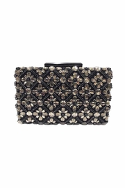 Sondra Roberts Jeweled Satin Clutch - Product Mini Image