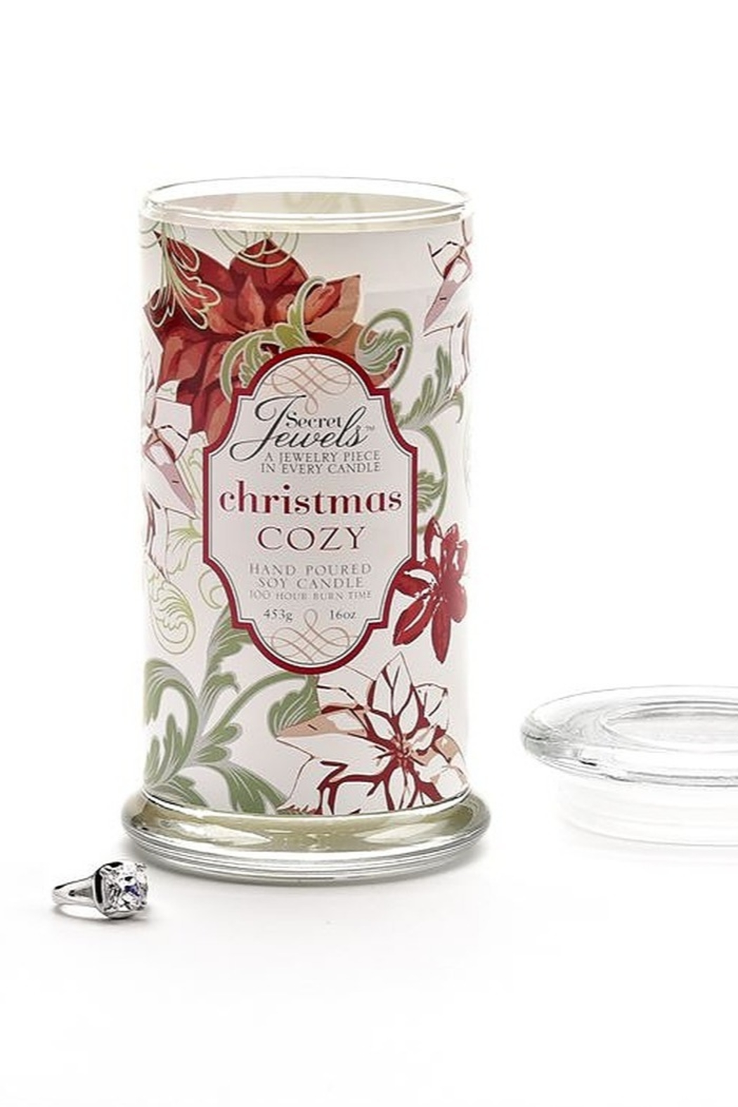 Gift Craft Jewelry Candle - Front Cropped Image