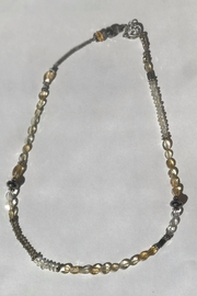 Jill Duzan Citrine Olivemystic Pyrite - Front cropped