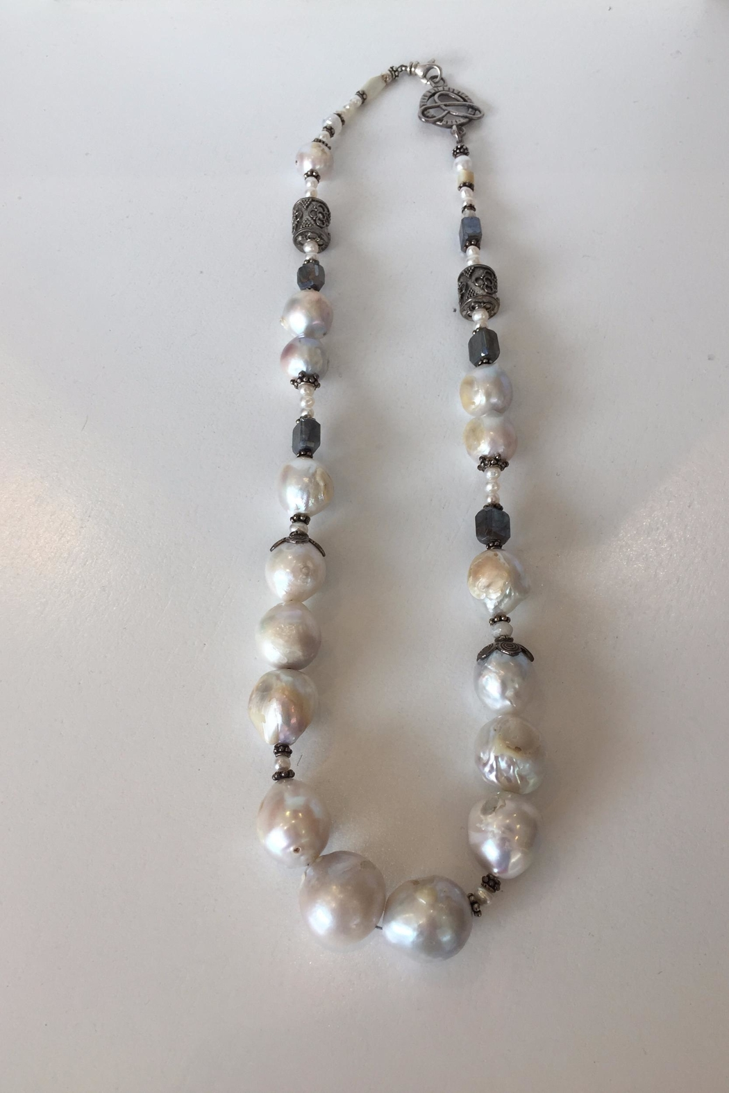 Jill Duzan Pearls - Front Cropped Image