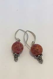 Jill Duzan Quartz Earrings - Product Mini Image