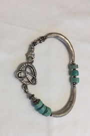 Jill Duzan Turquoise And Silver - Product Mini Image