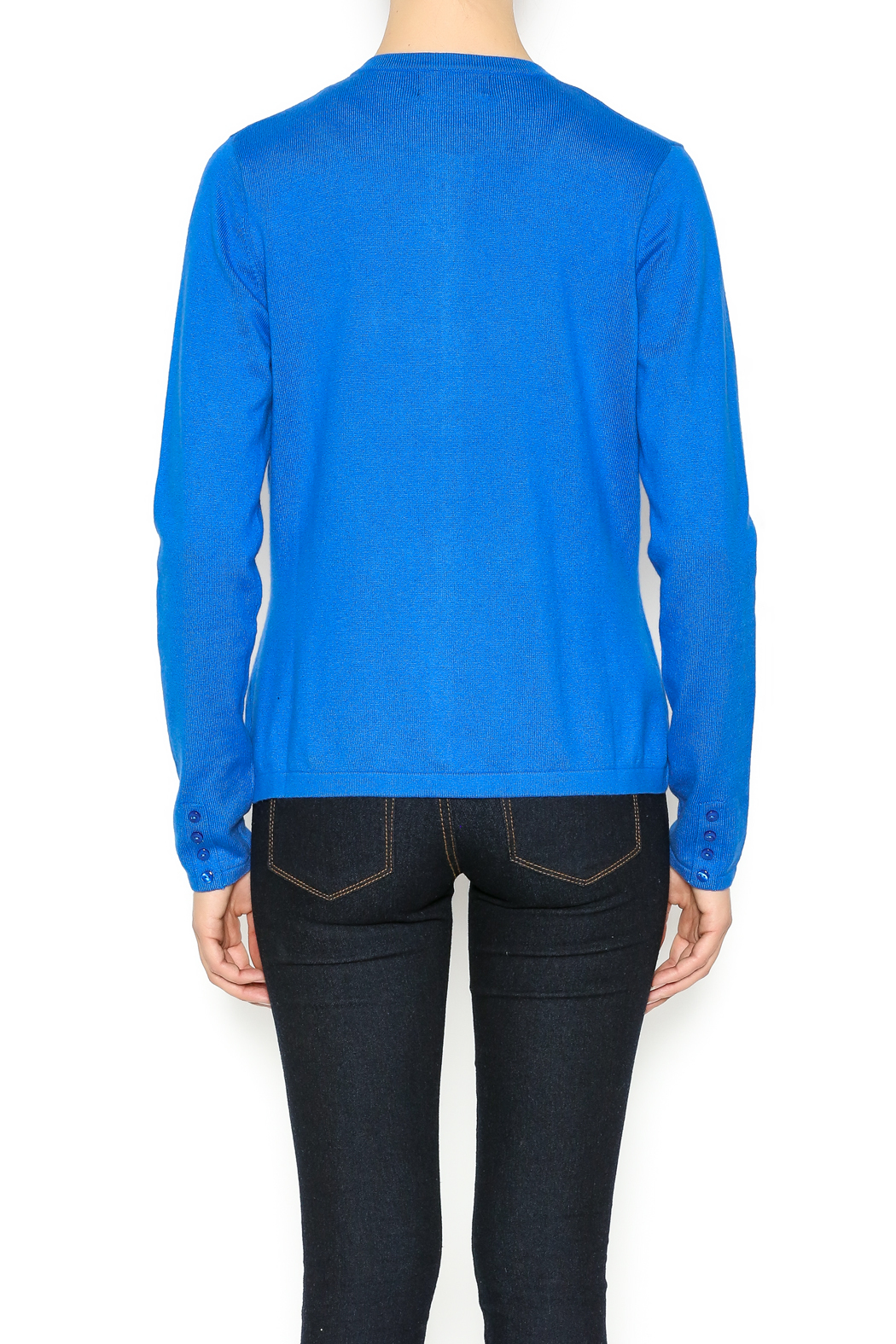 Periwinkle Blue Sweater Her Sweater