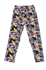 New Mix Jilly Print Legging - Front cropped