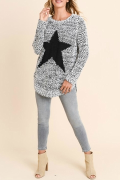 Shoptiques Product: Jilly Star Sweater