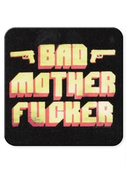 Jim Spinx Bad Mofo Coaster - Front cropped