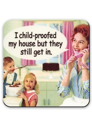 Jim Spinx Child Proof Coaster - Product Mini Image