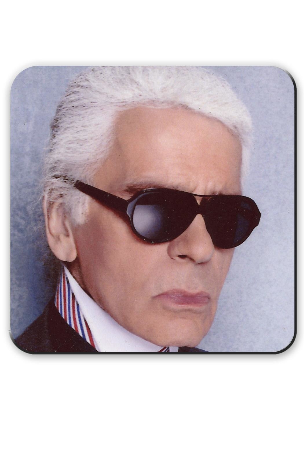 Jim Spinx Karl Lagerfeld Coaster - Front Cropped Image