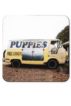 Shoptiques Product: Puppies Van Coaster
