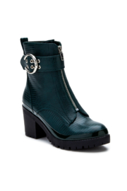 Matisse Jimi Zip Up Chunky Platform Boots - Product Mini Image