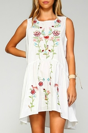 JJ'S Fairyland Classic Embroidered Dress - Product Mini Image