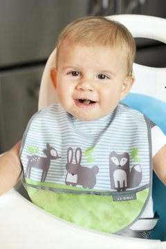 JJ Cole Feeding Bib Set - Alternate List Image