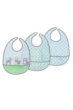 JJ Cole Feeding Bib Set - Product List Image