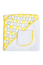 JJ Cole Hooded Towel Baby Set - Product Mini Image