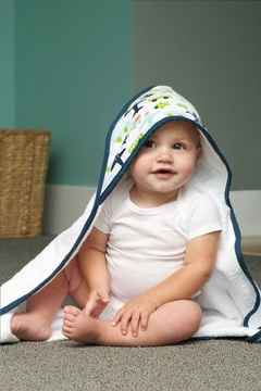 Shoptiques Product: Hooded Towel Baby Set