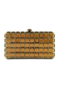Shoptiques Product: Crystal Mirror Clutch